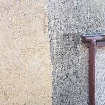 Czyszczenie elewacji